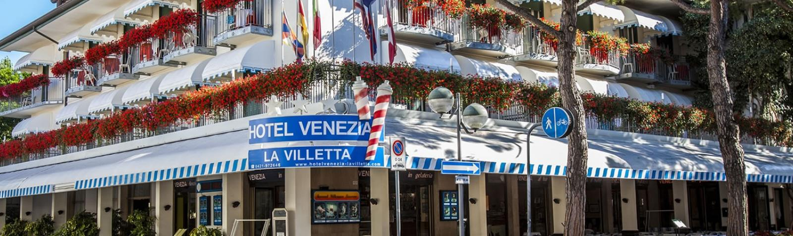 Hotel Venezia Jesolo